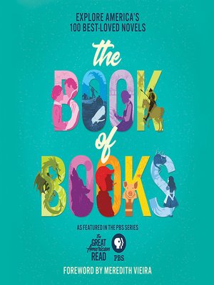 cover image of The Great American Read: The Book of Books