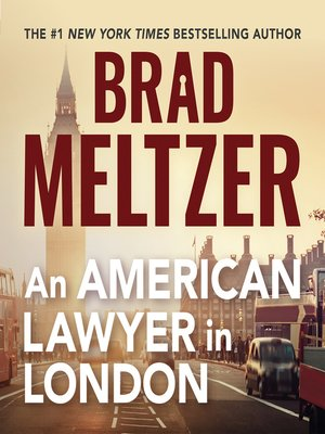 cover image of An American Lawyer in London