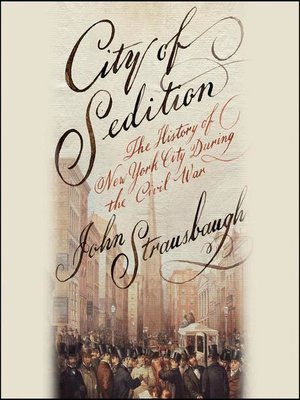 cover image of City of Sedition