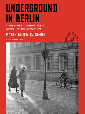 cover image of Underground in Berlin
