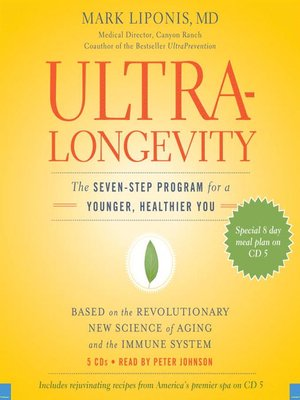 cover image of UltraLongevity