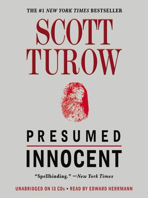 cover image of Presumed Innocent