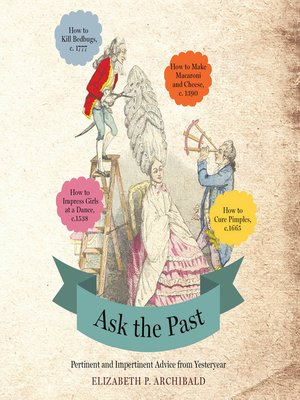 cover image of Ask the Past