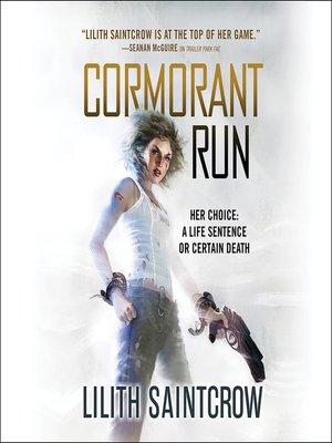 cover image of Cormorant Run