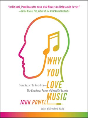 cover image of Why You Love Music