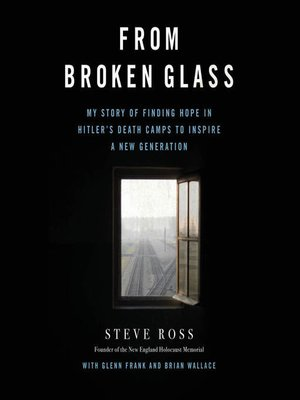cover image of From Broken Glass