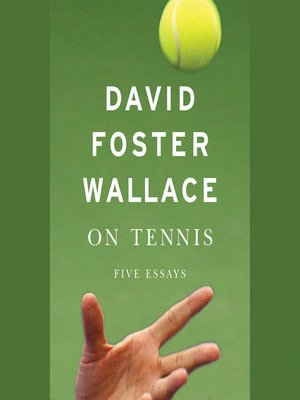 cover image of On Tennis