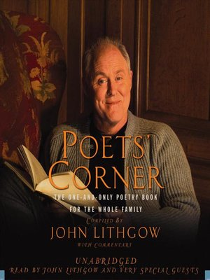 cover image of The Poets' Corner