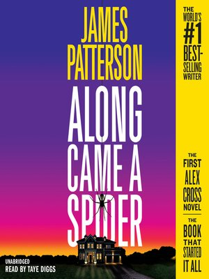 cover image of Along Came a Spider
