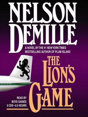 cover image of The Lion's Game