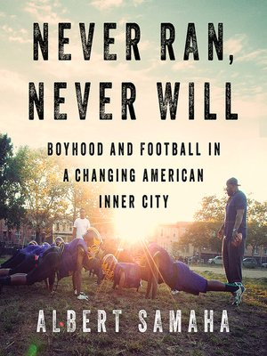 cover image of Never Ran, Never Will