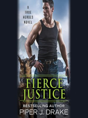 cover image of Fierce Justice