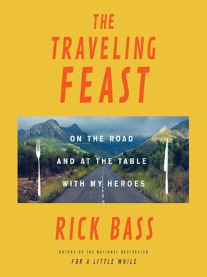 cover image of The Traveling Feast