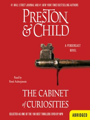 cover image of The Cabinet of Curiosities