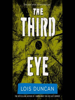 a summary of the novel the third eye by lois duncan Lois duncan biography enotescom will help you with any book or any question our summaries and analyses are written by experts, and your questions are answered by real teachers.