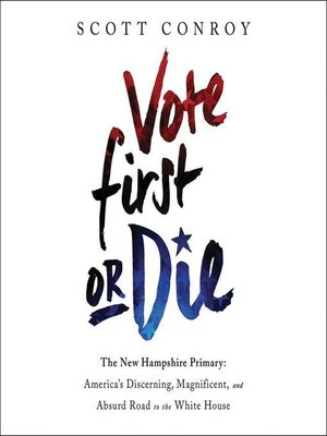 cover image of Vote First or Die