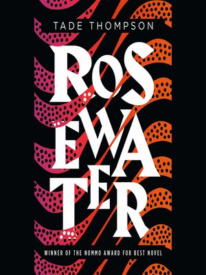 cover image of Rosewater