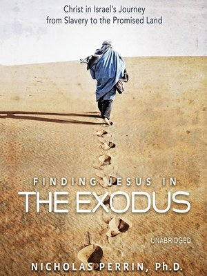 cover image of Finding Jesus In the Exodus