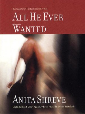 cover image of All He Ever Wanted