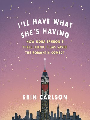 cover image of I'll Have What She's Having
