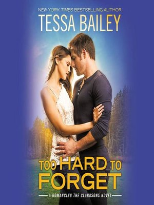 cover image of Too Hard to Forget