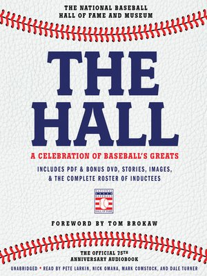 cover image of The Hall
