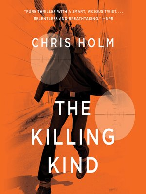 cover image of The Killing Kind