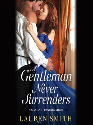 cover image of A Gentleman Never Surrenders
