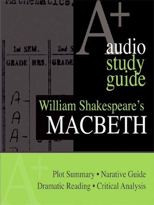 cover image of William Shakespeare's Macbeth