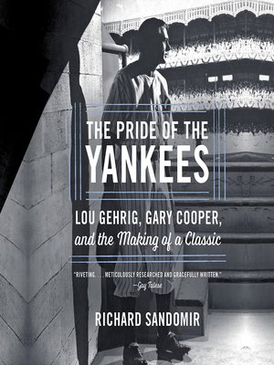 cover image of The Pride of the Yankees
