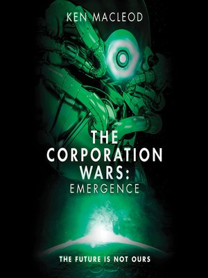 cover image of The Corporation Wars--Emergence