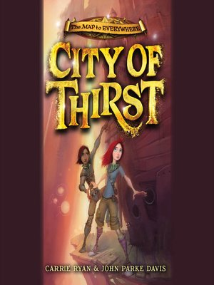 cover image of City of Thirst