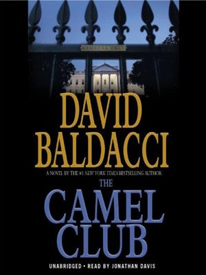 cover image of The Camel Club Audio Box Set