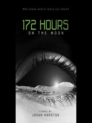 cover image of 172 Hours on the Moon