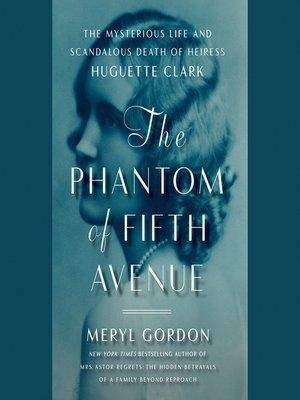 cover image of The Phantom of Fifth Avenue