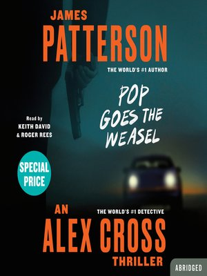 cover image of Pop Goes the Weasel