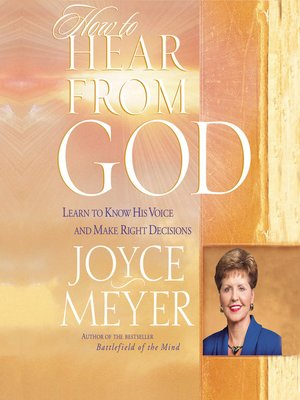 cover image of How to Hear from God