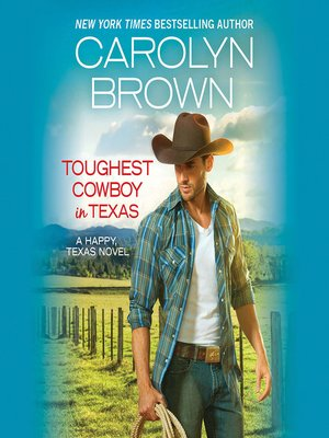 cover image of Toughest Cowboy in Texas