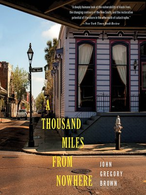 cover image of A Thousand Miles from Nowhere