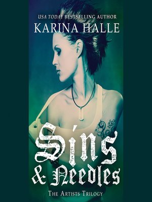 cover image of Sins and Needles