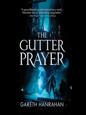 cover image of The Gutter Prayer