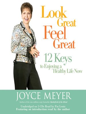 cover image of Look Great, Feel Great
