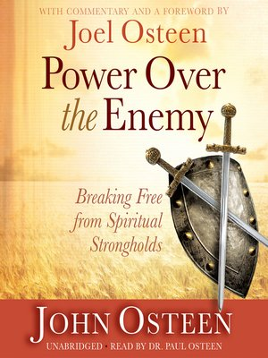 cover image of Power over the Enemy