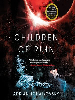 cover image of Children of Ruin