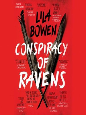 cover image of Conspiracy of Ravens