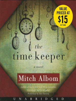 cover image of The Time Keeper