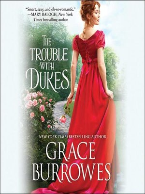 cover image of The Trouble with Dukes