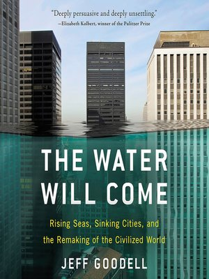 cover image of The Water Will Come
