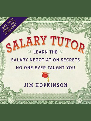 cover image of Salary Tutor