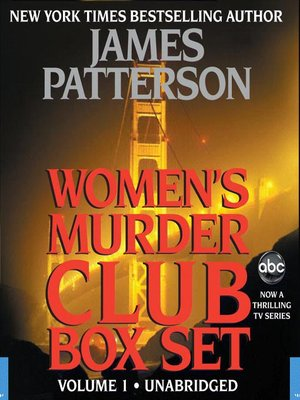 cover image of Women's Murder Club Box Set, Volume 1